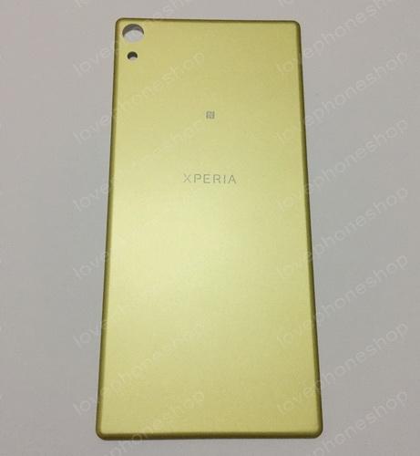 ฝาหลัง SONY Xperia XA Ultra สีทอง (Original Genuine Part) ส่งฟรี!