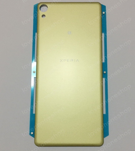 ฝาหลัง SONY Xperia XA สีทอง ไลม์โกลด์ (Original Genuine Part) ส่งฟรี!
