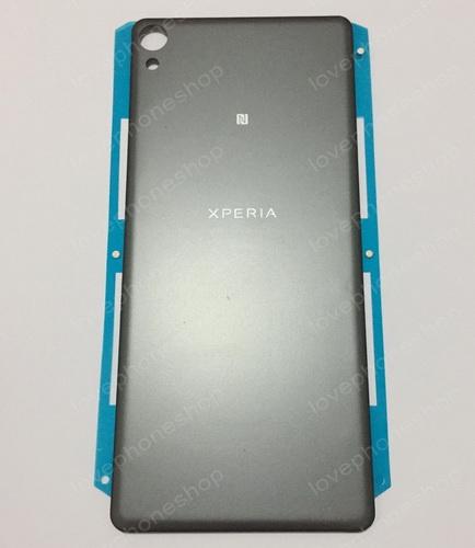 ฝาหลัง SONY Xperia XA สีเทา (Original Genuine Part) ส่งฟรี!