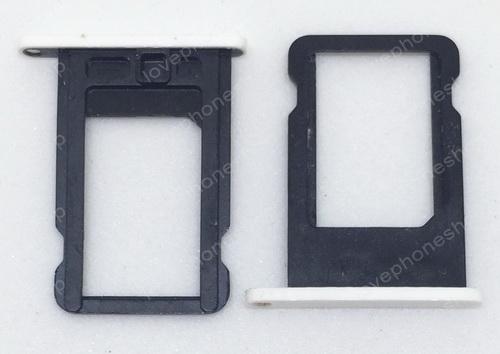 ถาดใส่ซิม Sim Card Tray Original Genuine สำหรับ iPhone 5C สีขาว (ส่งฟรี)