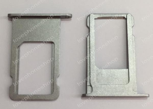 ถาดใส่ซิม Sim Card Tray Original Genuine สำหรับ iPhone 6Plus สีเทา (ส่งฟรี)