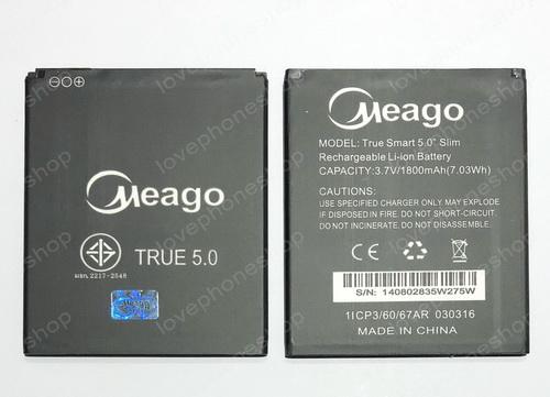 แบตเตอรี่ มอก. Meago สำหรับ True SMART 5.0 slim (ส่งฟรี)