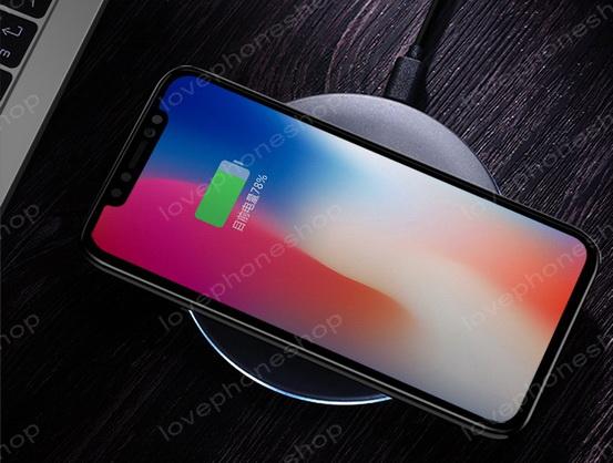 แท่นชาร์ตไร้สาย JOYROOM JR-W10  for iPhone X,iPhone8,8Plus  Samsung Galaxy Note8 ฯลฯ ส่งฟรี!