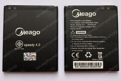 แบตเตอรี่ มอก. Meago สำหรับ True Speedy 4.0  (ส่งฟรี)