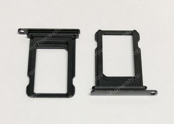 ถาดใส่ซิม Sim Card Tray Original Genuine สำหรับ iPhone X สีดำ (ส่งฟรี)