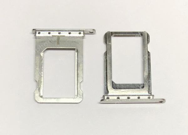 ถาดใส่ซิม Sim Card Tray Original Genuine สำหรับ iPhone X สีเงิน (ส่งฟรี)