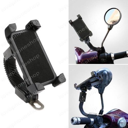 แท่นจับโทรศัพท์ สำหรับยึดโทรศัพท์มือถือ, GPS (Mobile Phone GPS Mount Holder Cradle) ส่งฟรี!!
