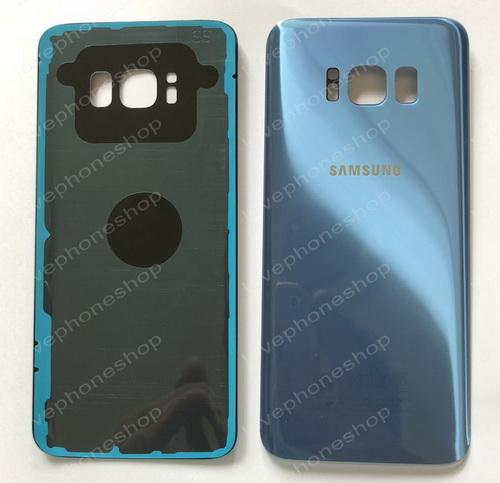 ฝาหลัง Samsung Galaxy S8 (G950) สีฟ้า (Original Genuine Part) ส่งฟรี!