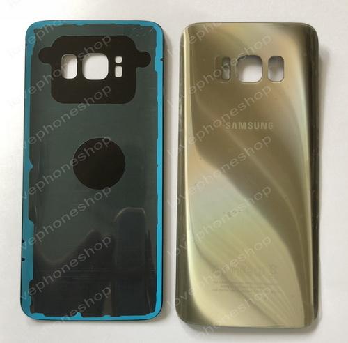 ฝาหลัง Samsung Galaxy S8 (G950) สีทอง (Original Genuine Part) ส่งฟรี!