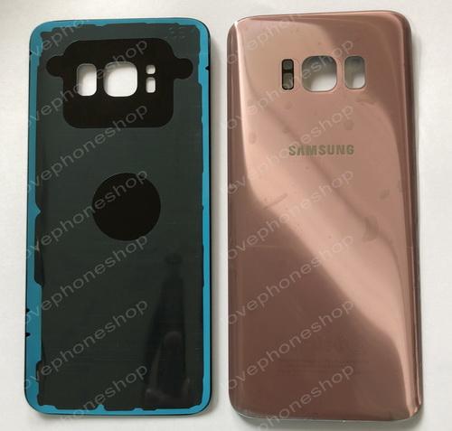ฝาหลัง Samsung Galaxy S8 (G950) สีชมพู (Original Genuine Part) ส่งฟรี!