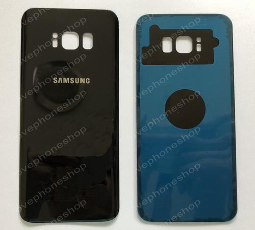 ฝาหลัง Samsung Galaxy S8 Plus (G955) สีดำ (Original Genuine Part) ส่งฟรี!