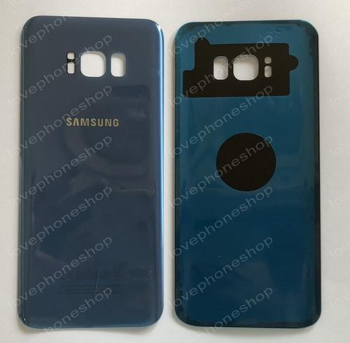 ฝาหลัง Samsung Galaxy S8 Plus (G955) สีฟ้า (Original Genuine Part) ส่งฟรี!