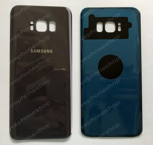 ฝาหลัง Samsung Galaxy S8 Plus (G955) สีเทา (Original Genuine Part) ส่งฟรี!