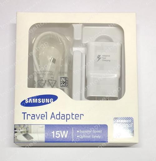 หัวชาร์ตแท้!! Adaptive Fast Charging SAMSUNG 5V.2A./9V.1.67A.+ สาย Micro USB2.0 1.5m. แท้!! (ส่งฟรี)