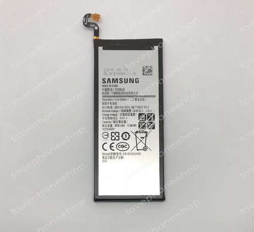 แบตเตอรี่ แท้ Samsung Galaxy S7 Edge - EB-BG935ABE/3600mAh (ส่งฟรี)