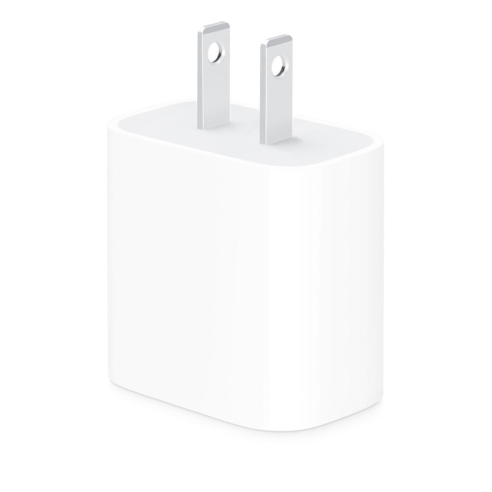 หัวชาร์จ Apple Acc 18W USB-C Power Adapter  (ส่งฟรี)
