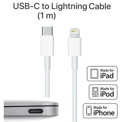 สาย USฺB Type-C to Lightning Cable for Mac,iPhone แท้!! (ส่งฟรี)