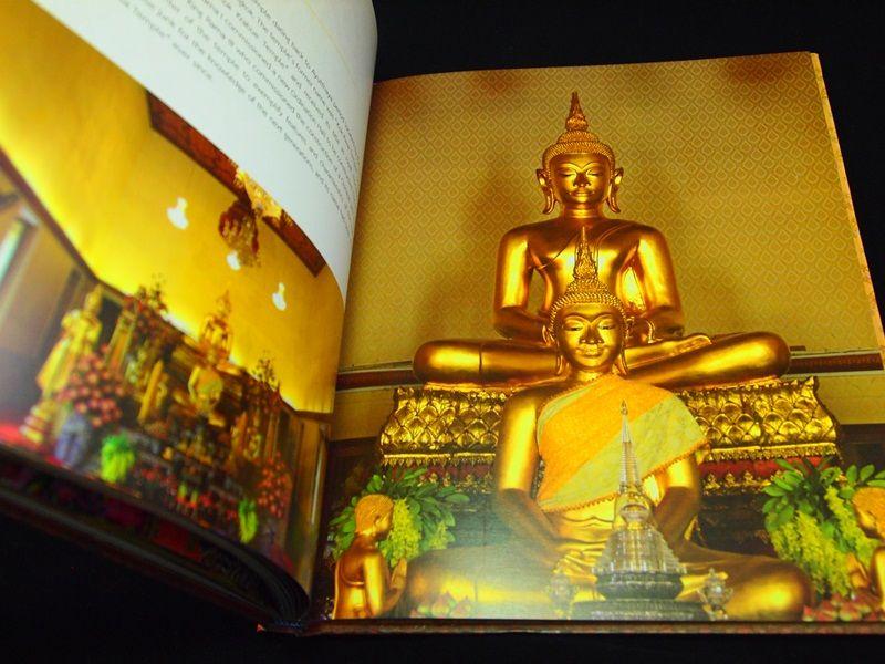 Faith of the Monarchs (ประมวลภาพพระพุทธปฏิมา) English Version  ปกแข็ง 6