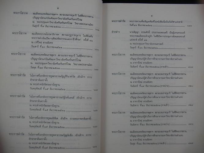ประมวลพระราชดำรัสและพระบรมราโชวาท ที่พระราชทานในโอกาสต่างๆ (ปีพุทธศักราช2531) 11