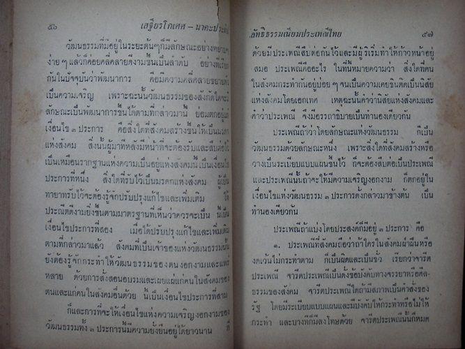 ลัทธิธรรมเนียม และประเพณีของไทย 7