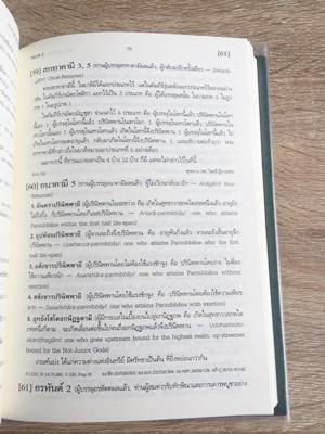 พจนานุกรมพุทธศาสตร์ ฉบับประมวลธรรม 6