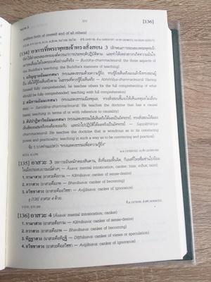 พจนานุกรมพุทธศาสตร์ ฉบับประมวลธรรม 7