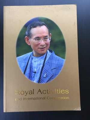 Royal activities and international cooperation
