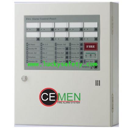 ไฟอลาร์ม-FIRE ALARM CONTROL PANEL 10 ZONE