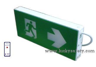 กล่องไฟทางออก Exit Sing Lighting EXB 112 -LED