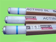 หลอดไฟล่อแมลง UV-A ชนิดธรรมดา