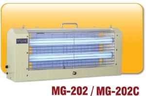 เครื่องดักแมลงระบบแผ่นกาว รองรับ GMP รุ่น MG-202C