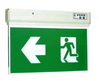 DYNO EXIT SIGN LSF-S10R-2A