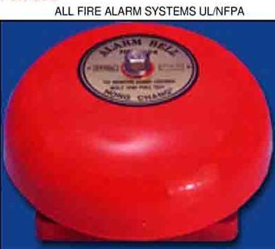 FPE.HC-6248B Fire Alarm Bell