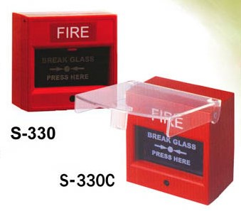 S-330/S-330C Manual Breakglass
