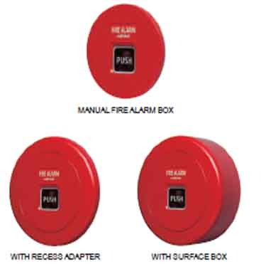 Manual Fire Alarm Box FMMN,FMRN and FMBN Series