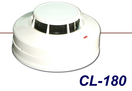 SMOKE DETECTOR 2 WIRE CL-180