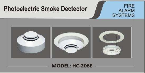 SMOKE DETECTOR HC-206E