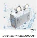 ไฟฉุกเฉินกันน้ำ DYNO DWP-5203(IP65)