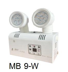 ไฟฉุกเฉิน Max Bright MB 9-W