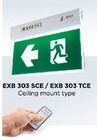 ป้ายไฟทางออก Max Bright EXB 303SCE