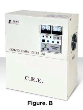 Central Unit Max Bright Model CU-40-12