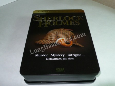 Sherlock Holmes: Collector\'s Edition Steel Box