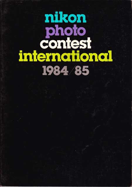 Nikon Photo Contest International 1984 / 85