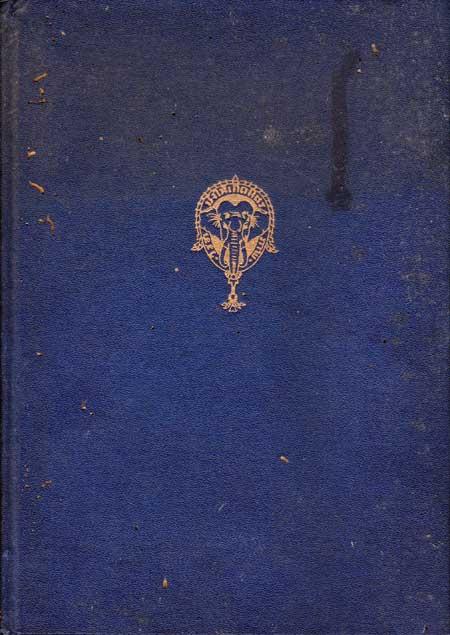 THE SIAM SOCIETY   FIFTIETH  ANNIVERSARY   VOLUME   I,   VOLUME   II.  (2 เล่ม)*
