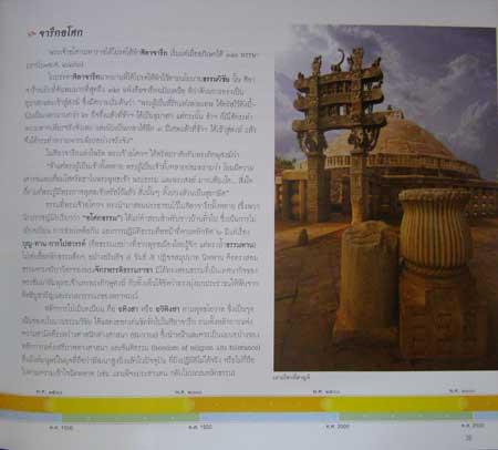 กาลานุกรม: พระพุทธศาสนาในอารยธรรมโลก / พระพรหมคุณาภรณ์ (ป.อ. ปยุตโต) 6