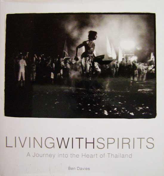 LIVING WITH SPIRITS / BEN  DAVIES