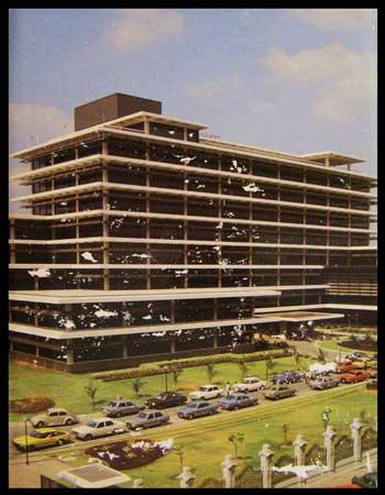 ที่ระลึกในการเปิดอาคารสำนักงานใหญ่ธนาคารแห่งประเทศไทย 12 กรกฎาคม 2525