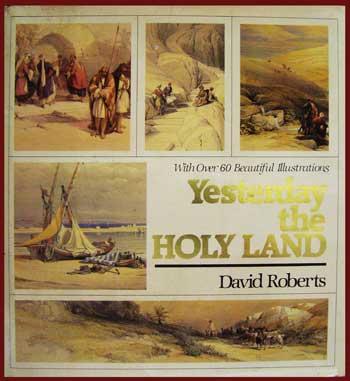 Yesterday the HOLY LAND (ฉบับภาษาอังกฤษ)