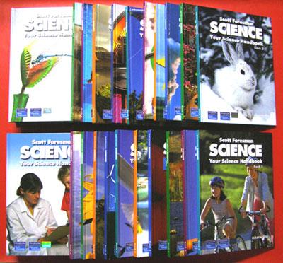 หนังสือชุดวิทยาศาสตร์สำหรับเด็ก /Scott Foresman Science ฉบับภาษาไทย
