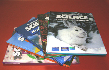 หนังสือชุดวิทยาศาสตร์สำหรับเด็ก (ชุด 3) / Scott Foresman Science ฉบับภาษาไทย